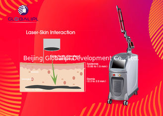 Chine Pelez la machine 1064nm 532nm ISO13485 de retrait de laser Tatoo de ND Yag de rajeunissement fournisseur