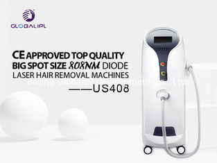 Permanent Facial Hair Removal Laser Machine / Diode Laser Machine Adjustable Energy