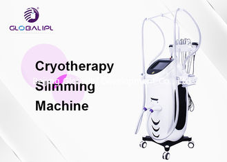 Multipolar RF 400kpa Cryolipolysis Body Slimming Machine