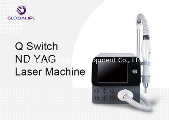 Tattoo Removal 6Hz Picosecond 1064nm ND YAG Laser Machine