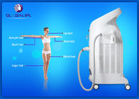Upright 808nm Hair Removal Equipment With 5 ~ 400ms Adjustable Pulse Width