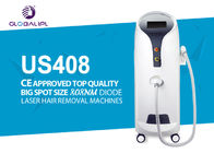3500 W Diode Laser Hair Removal Machine With 8.4 '' Color Touch LCD Screen