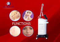 10600nm Laser Beauty Machine / 50W Co2 Laser Fractional Skin Resurfacing
