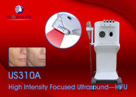 AC200-220V 3.2Mhz Hifu Machine Equipped 3 Heads For Effective Wrinkle Removal