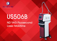 Machine 1500W de laser de ND YAG de picoseconde de salon de beauté pour le retrait de tatouage