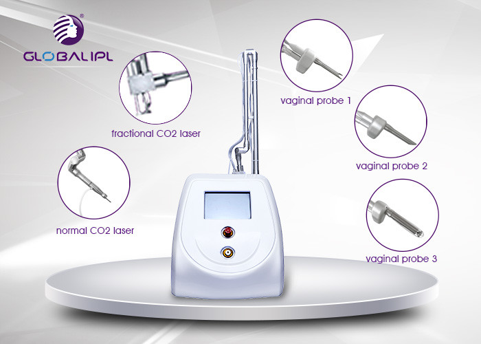 Scar Removal Laser Beauty Machine Normal Co2 3 Working Modes