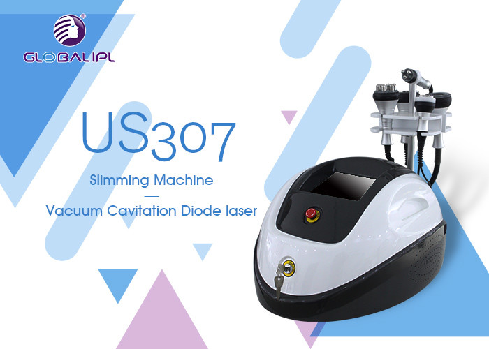 40KHz Body Slimming Machine Ultrasonic RF Vacuum Cavitation Machine