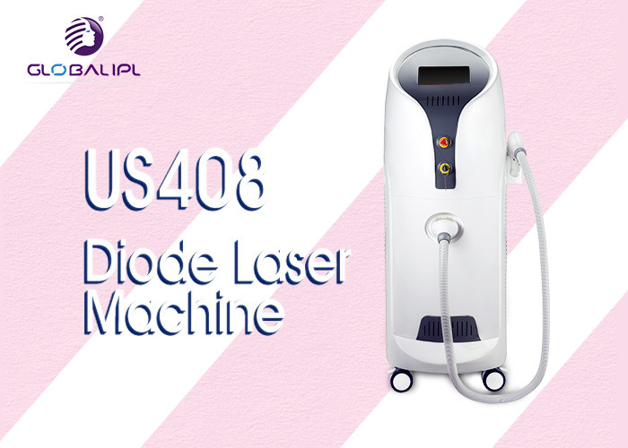 Professional 808nm Diode Laser Hair Removal Machine Vertical CE ISO Certification