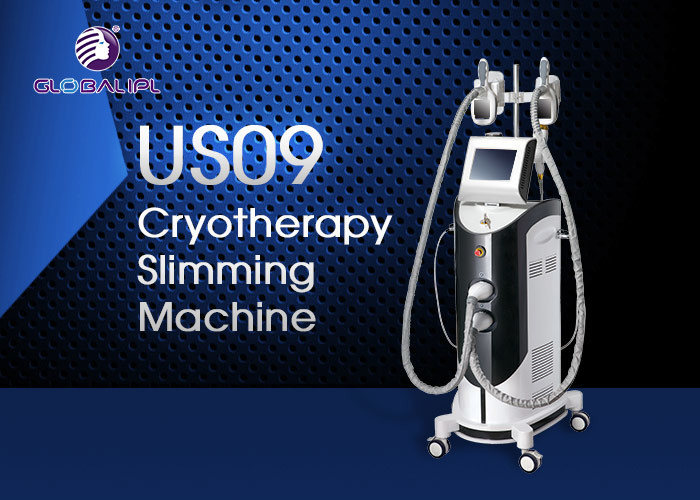 Beauty Salon Cryotherapy Machine Weight Reduction With ISO13485 Standard