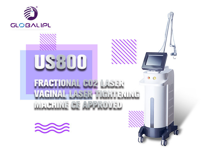 Vagina Tightening Beauty Therapy Equipment Scar Removal RF Fractional Co2 Laser Machine