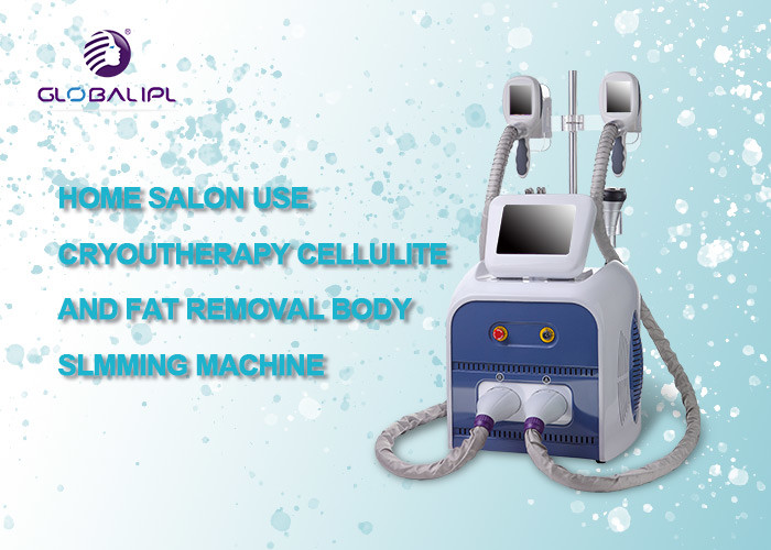 Beauty Salon 1000w Cryolipolysis Machine For Cellulite Reduction / Skin Tightening