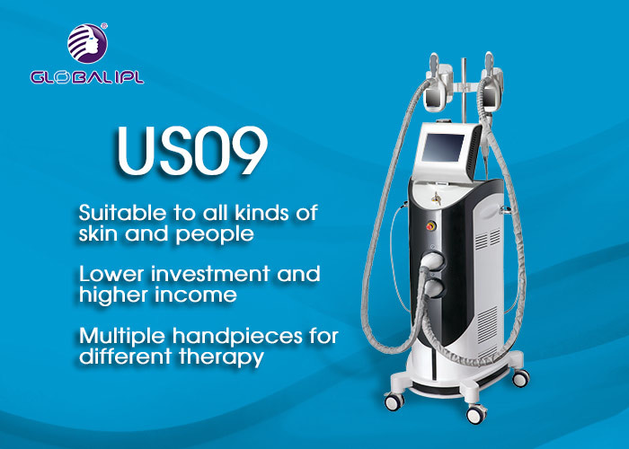 Fat Freezing Medical Cryolipolysis Machine For Face / Body Shaping And Lifting