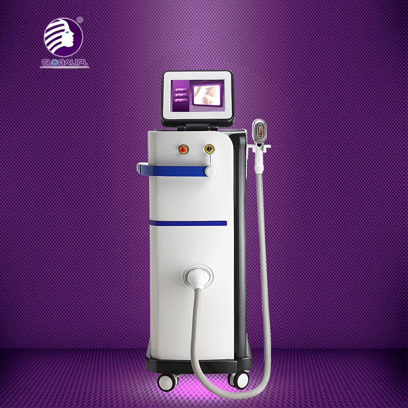 Beauty Equipment 808 Laser Hair Removal Device With 8.4' Color Touch LCD Screen