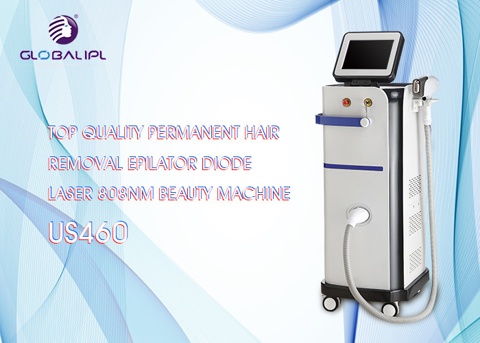 755nm 1064nm Alma Soprano Diode Laser Hair Removal Machine 13x13mm2 Spot Size