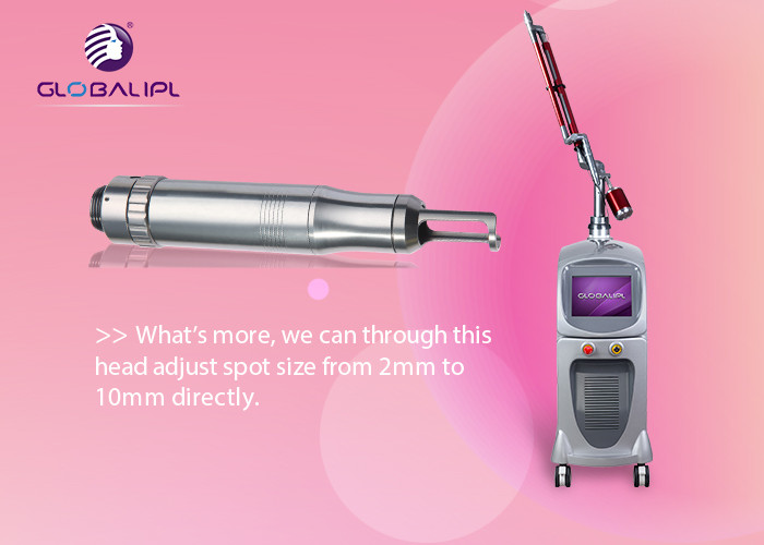 Professional Q Switch ND YAG Laser Machine Portable Laser Pigmentation Removal