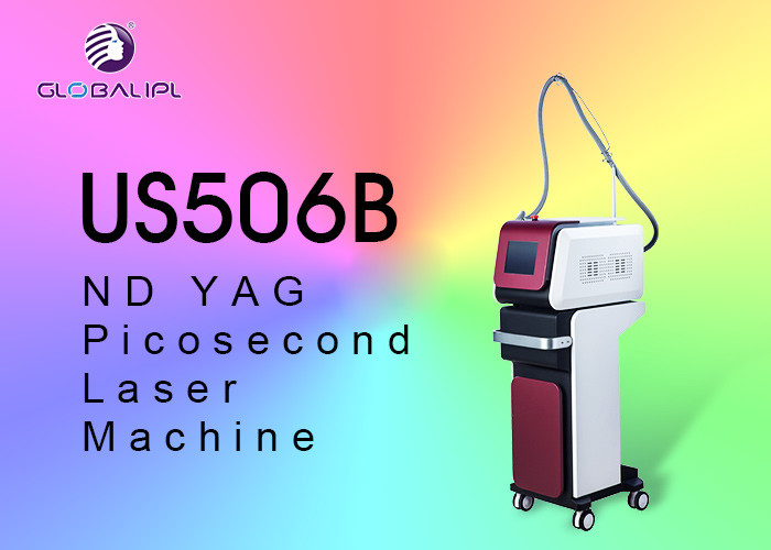 Small Pico Laser Machine 1500W Power 1 - 15HZ Frequency Adjustable Beam Diameter
