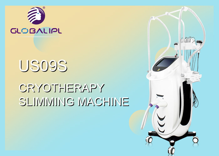 Stubborn Fat Removal Cool Cryo Therapy Equipment US09S Type 2 Years Warranty