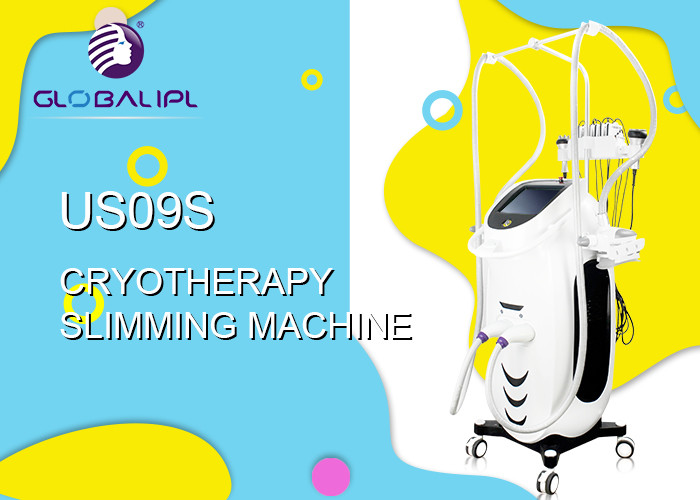 Cryolipolysis Body Slimming Machine / Cavitation Weight Loss Machine Fat Removal