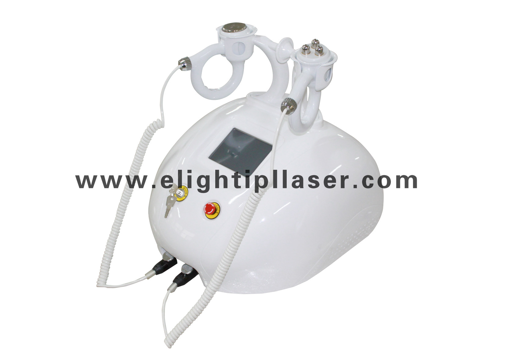 Full Body RF Vacuum Cavitation Slimming Machine To Remove Surplus Fat , Home Use